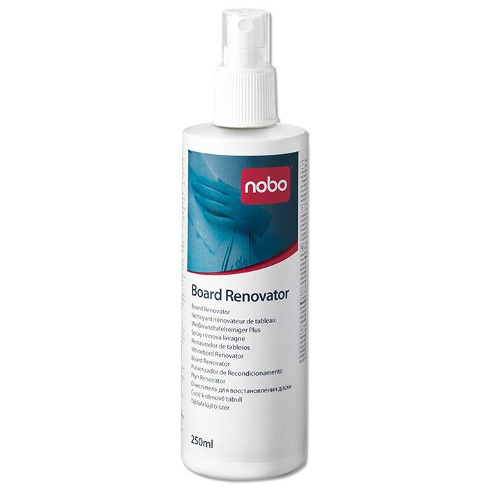 Nobo Whiteboard Cleaner Noboclene Plus Atomizer, 250 ml