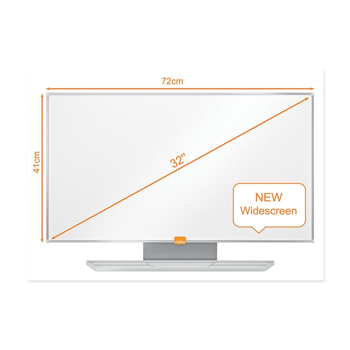 Nobo Whiteboard Nano Clean™ Widescreen