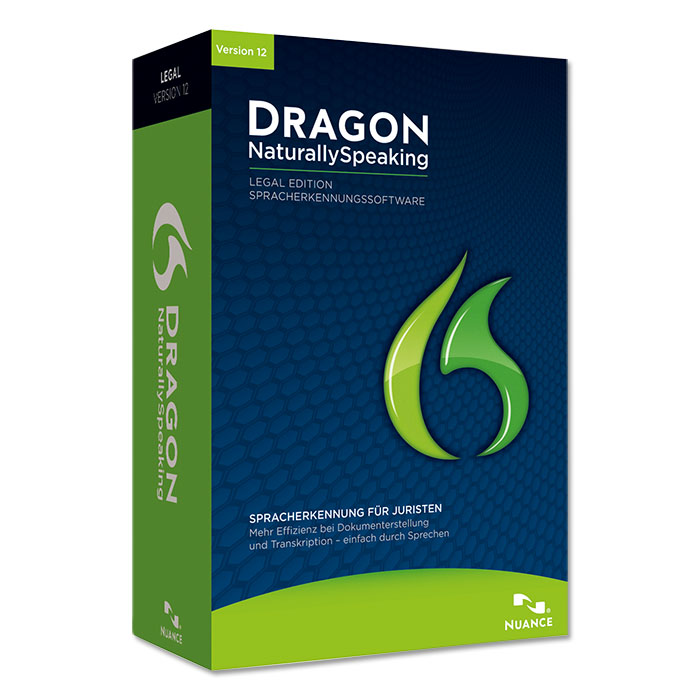 Nuance Dragon NaturallySpeaking Legal