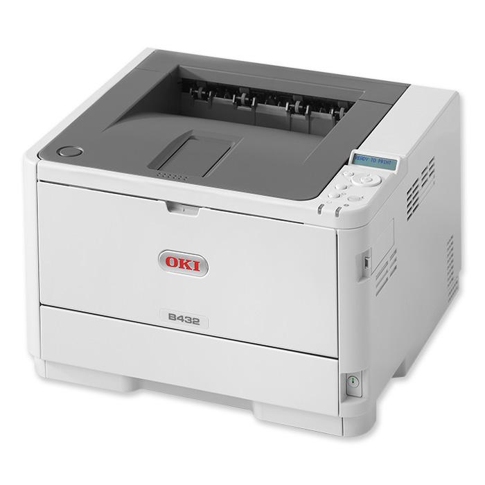 OKI B432dn, Netzwerk-LED Drucker