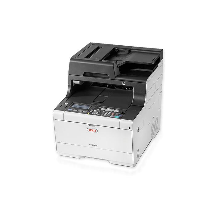 OKI MC563dn colour multifunction printer