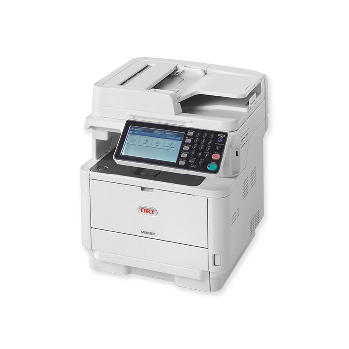 OKI multi-function printer MB562dnw