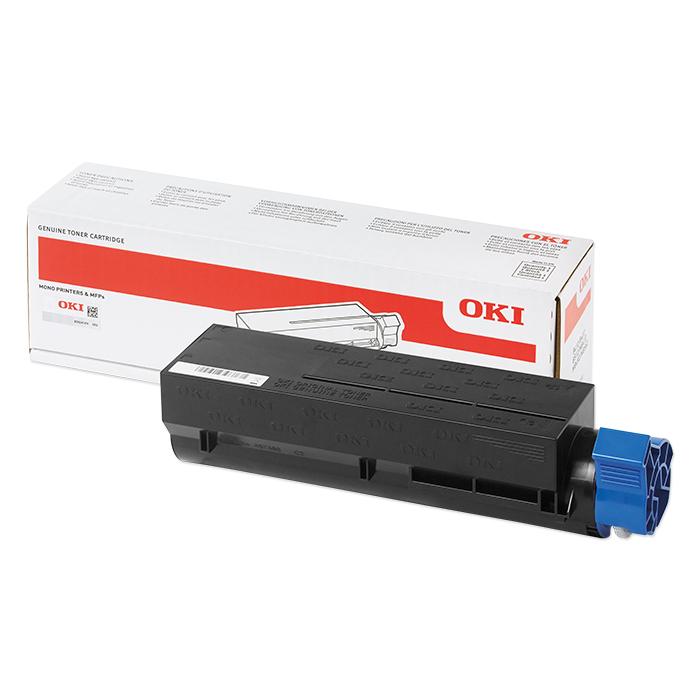 OKI Toner cartridge B412 / 32 / 512 | MB472 / 92 / 562 black, 7'000 pages