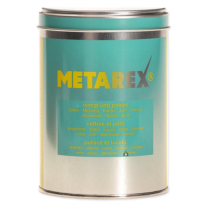 Ovatta detergente per metalli metarex