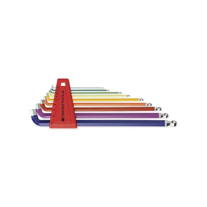 PB Swiss Tools Stiftschlüsselsätze 2212 LH RB