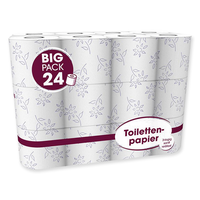 Papier toilette, Big Pack