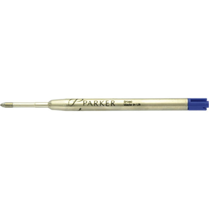 Parker Ballpoint pen cartridge wide, blue
