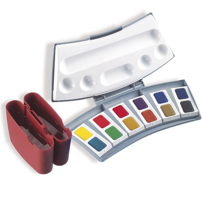 Pelikan Covering colour box Aquarelle