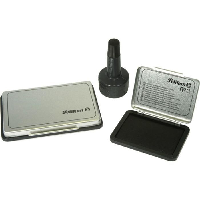 Pelikan Ink pad Metal