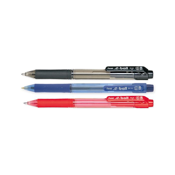 Pentel Ballpoint pen E-Ball
