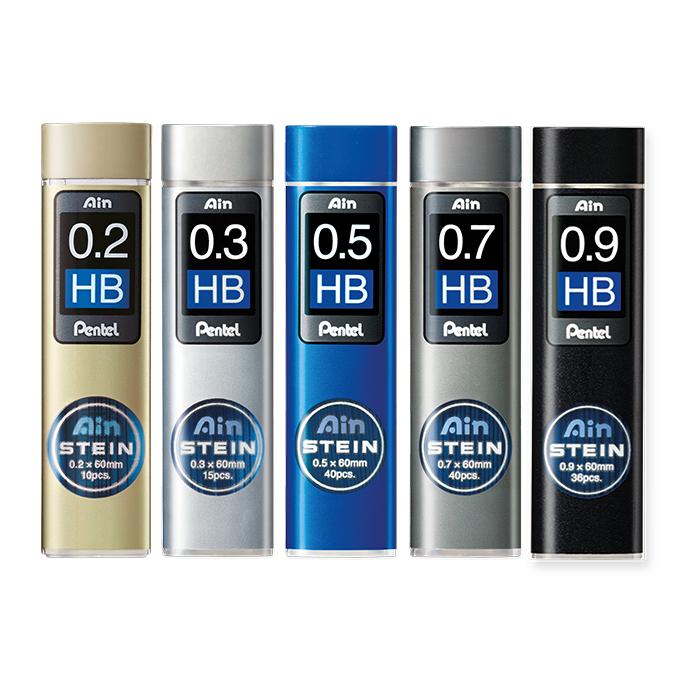 AIN STEIN 40 Ersatzminen Druckbleistift 0,5 mm
