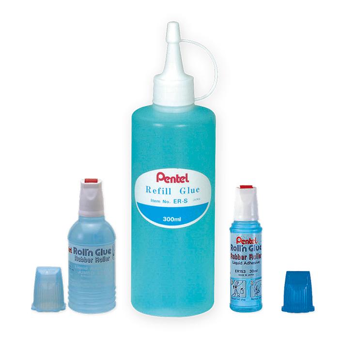 Pentel Roll'n Glue Papierkleber