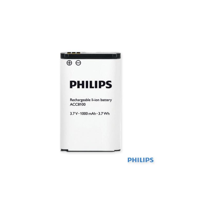 Philips Akku 8100