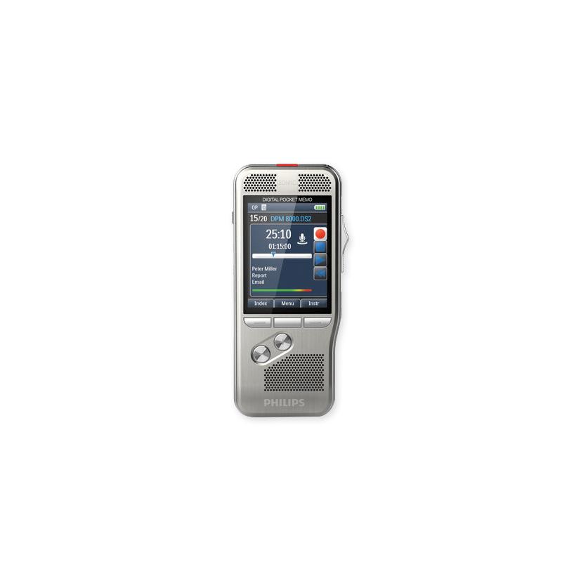 Philips Digital Pocket Memo 8100