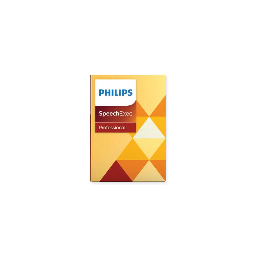 Philips Software SpeechExec