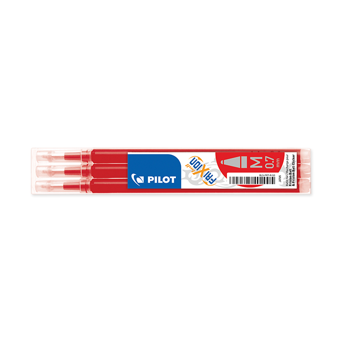 Pilot Rollerball pen cartridge FriXion Ball red