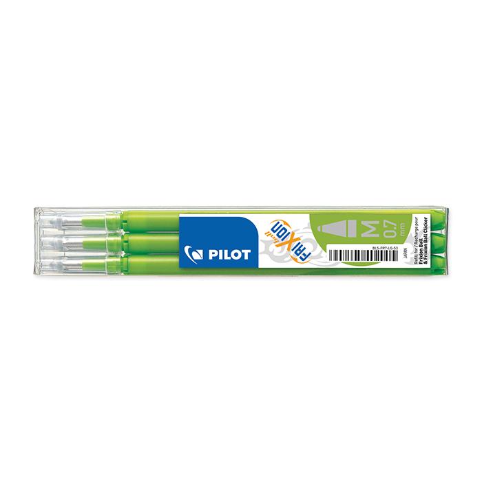 Pilot Rollerball pen cartridge FriXion Ball light green