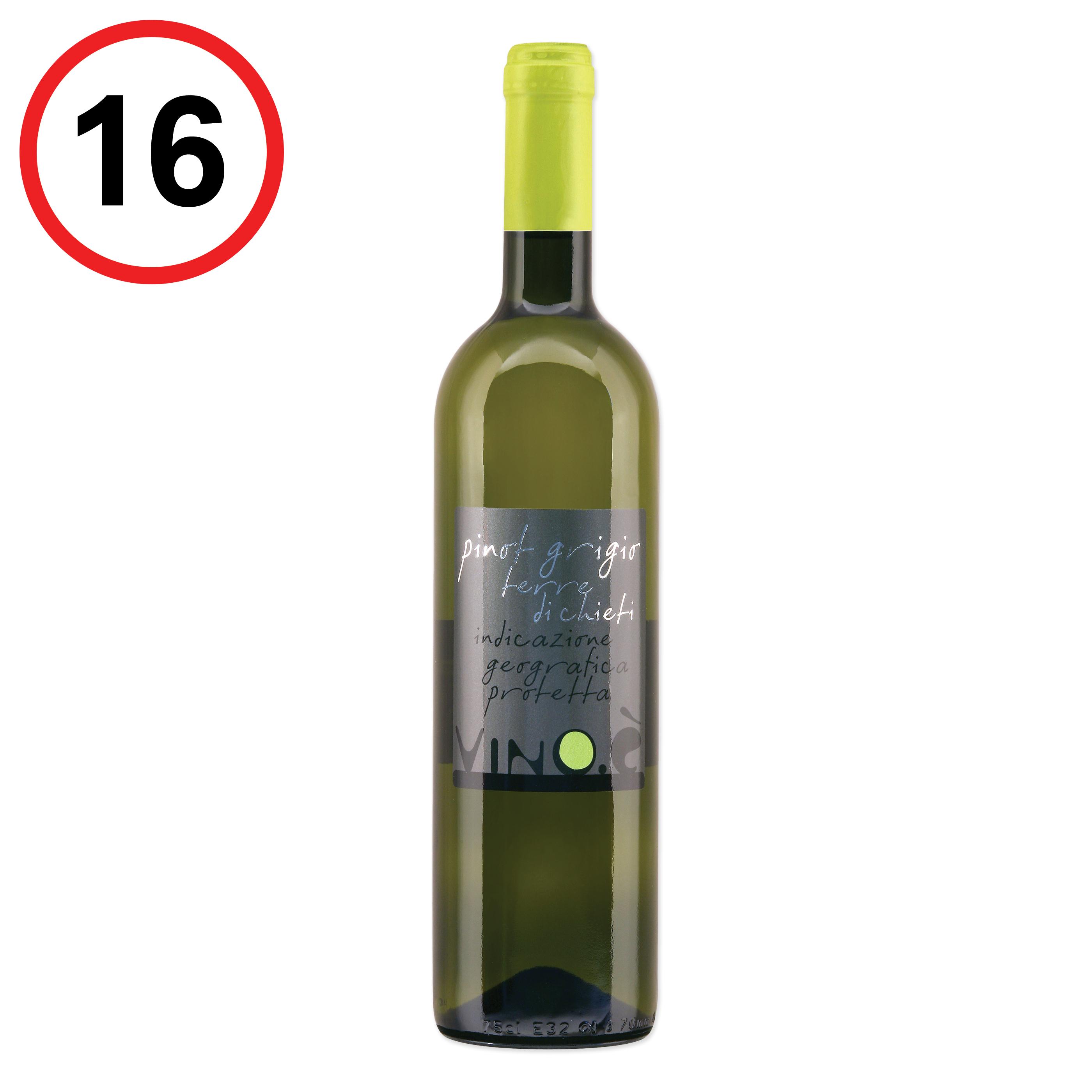 Pinot Grigio terre di chieti IGP, White wine