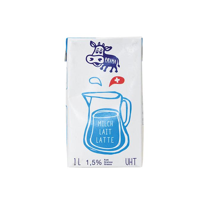 Prima Milk UHT, Tetra Pack
