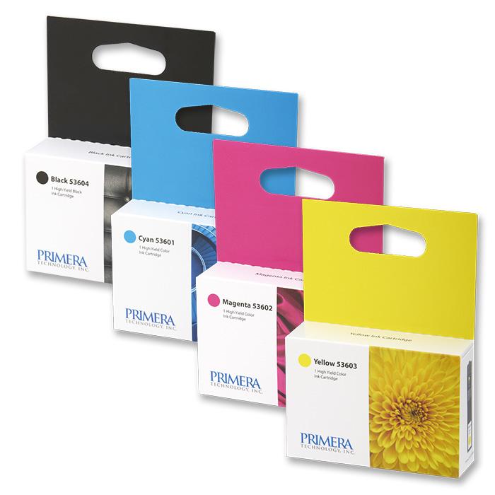 Primera Inkjet cartridge 053601 - 053604