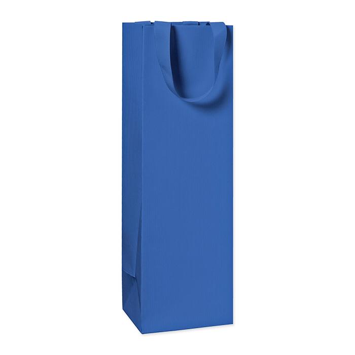 Stewo Flaschentüten One Colour dunkel blau