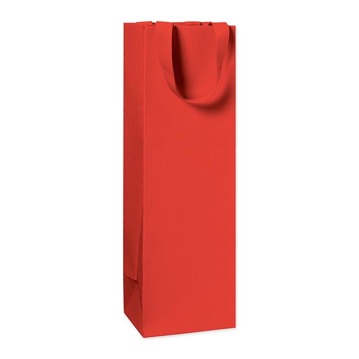 Stewo Flaschentüten One Colour rot