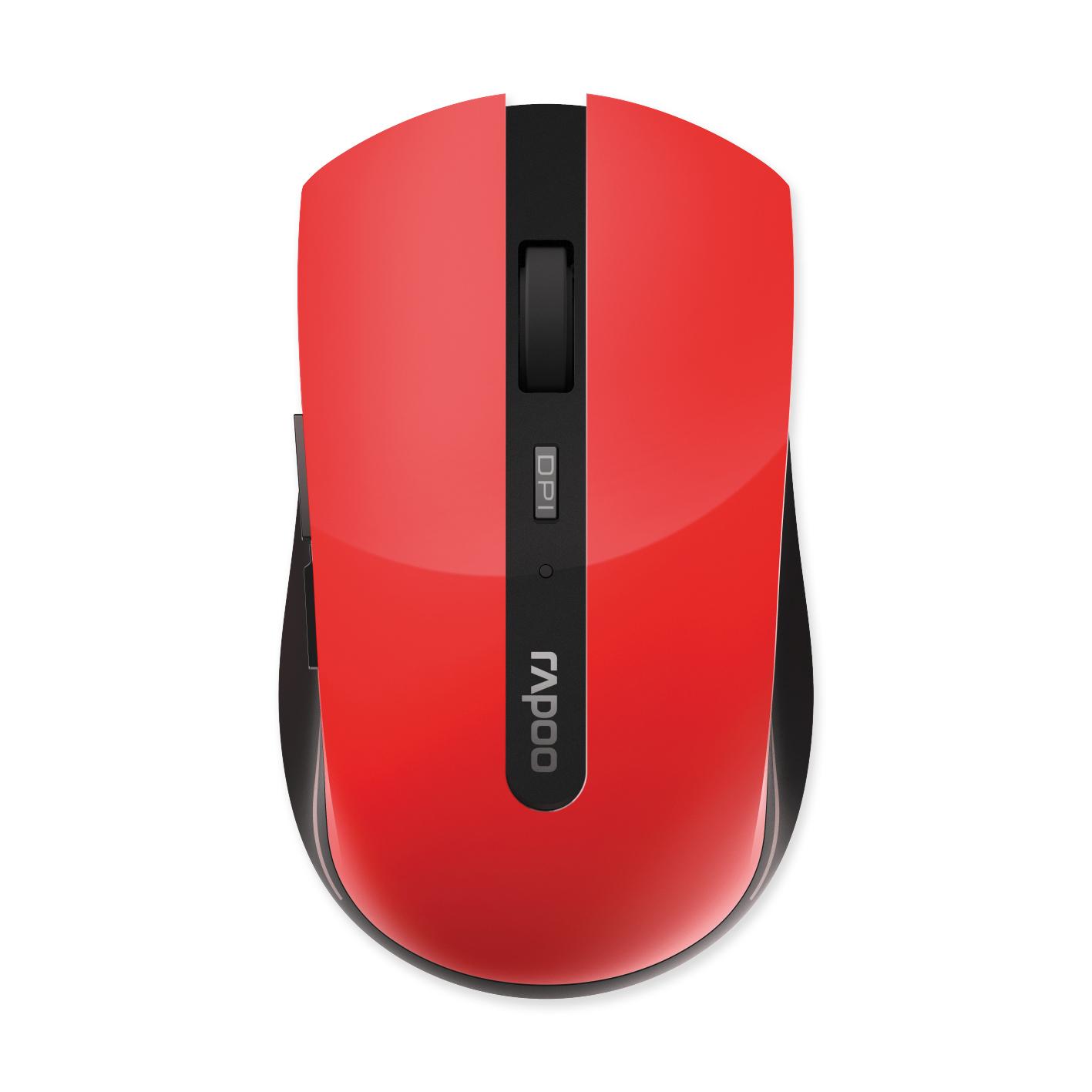 RAPOO 7200M Trendy Multi-Mode Wireless Mouse