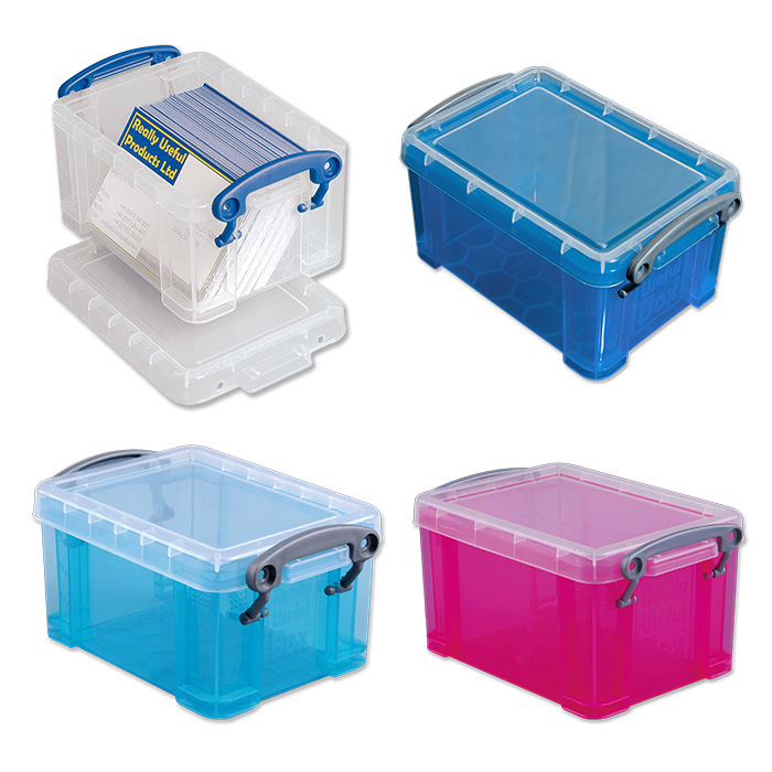 Really Useful Kunststoffbox 0.3 Liter