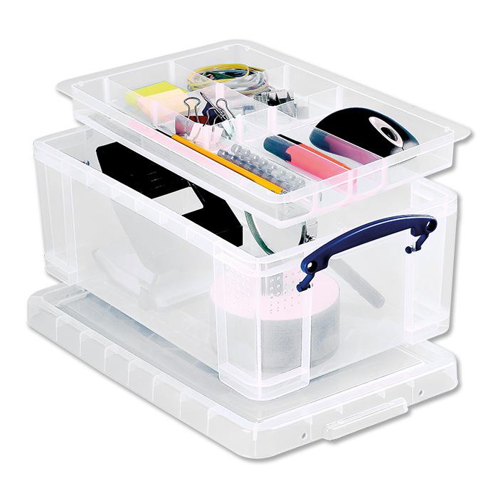Really Useful Kunststoffbox 3 - 84 Liter