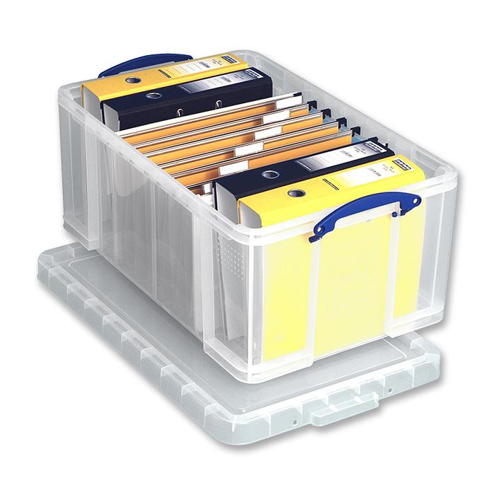 Really Useful Kunststoffbox 64 Liter