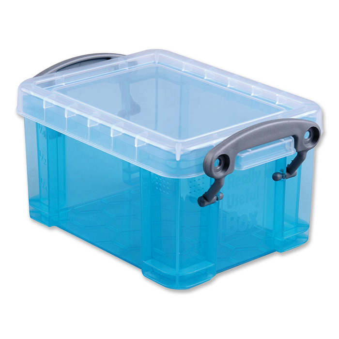 Really Useful Plastic Box 0.3 Litres
