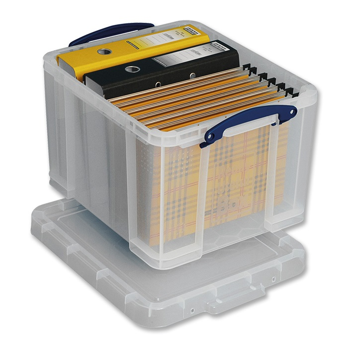 Really Useful Plastic Box 35 Litres