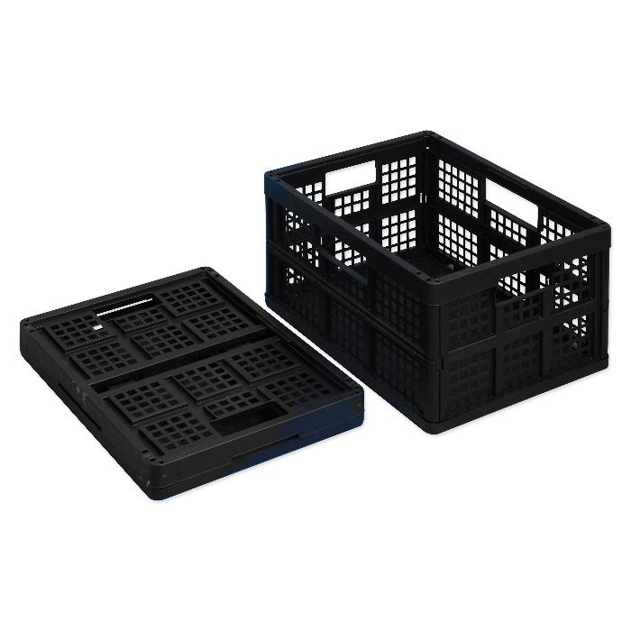 Really Useful plastic box foldable