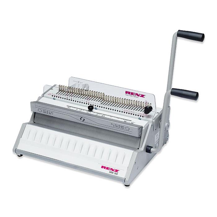 Renz SRW360 wire binding machine