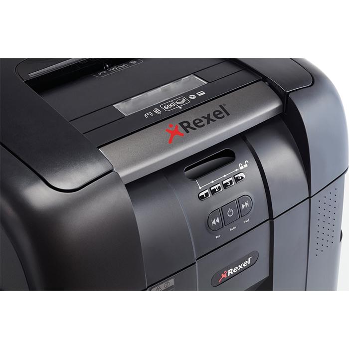 Rexel Aktenvernichter Auto+ 600X / Auto+ 600M