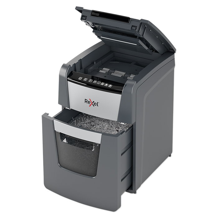 Rexel Document shredder Optimum AutoFeed+ 100M / 100X