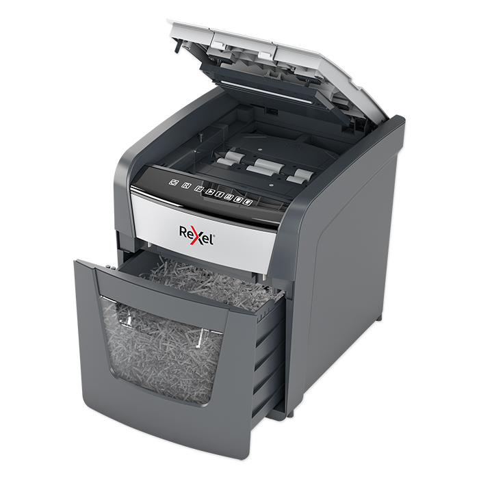 Rexel Document shredder Optimum AutoFeed+ 50X