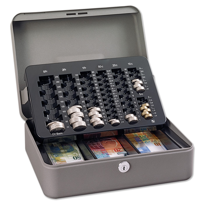 Rieffel Cash box Moneta Basic