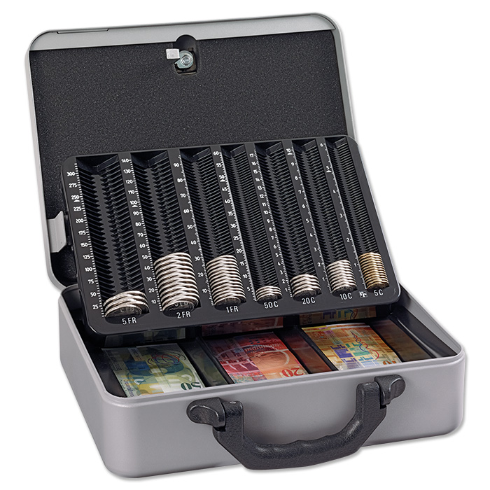 Rieffel Cash box Moneta Super