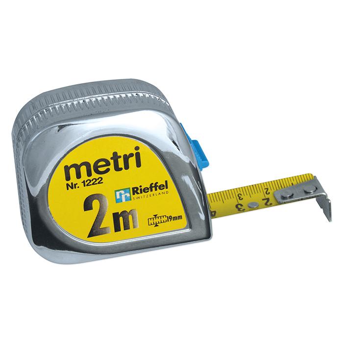 Rieffel Rollmeter Metri