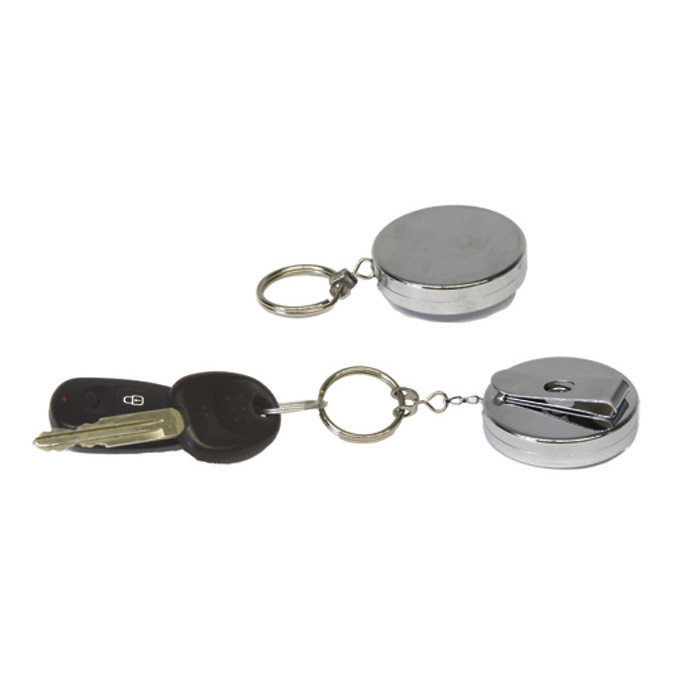 Rieffel Schlüsselanhänger Metall