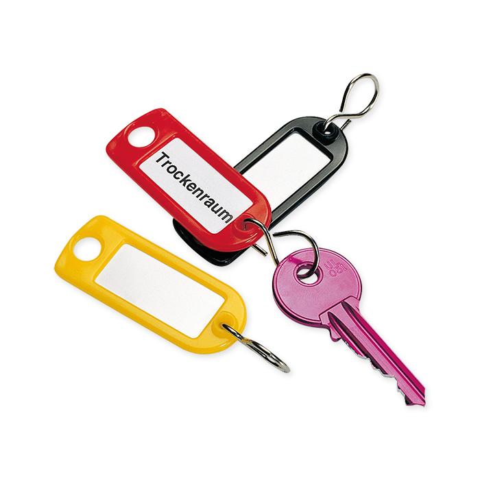 Rieffel Schlüsselanhänger Plastik