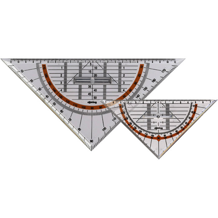 Rotring Geo-Dreieck Centro