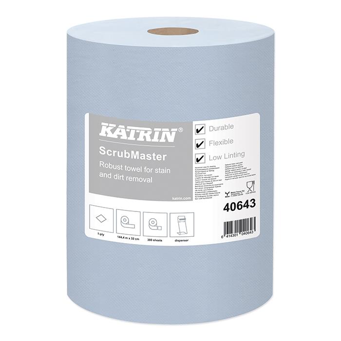 Rouleau d'essuie-mains ScrubMaster Katrin