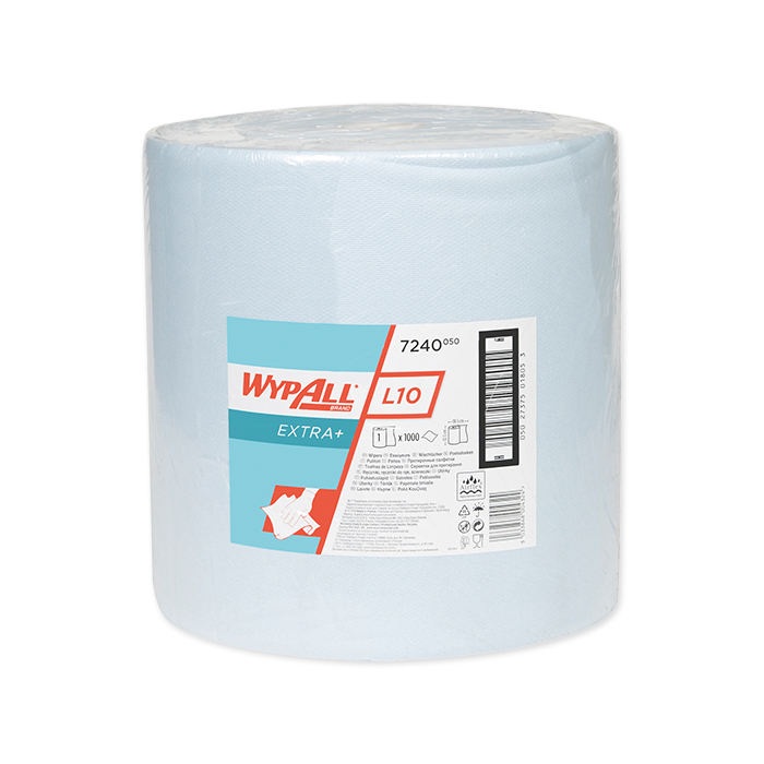Rouleau d'essuie-tout Wypall Maxi Wypall L10 Extra+