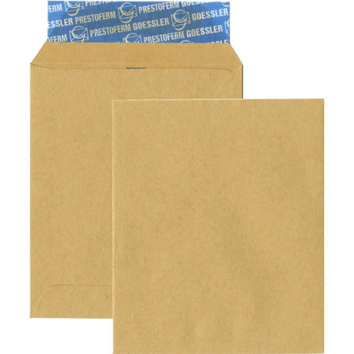 Special envelopes
