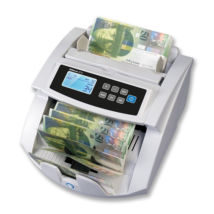 Safescan Bank Note Counter SS2210