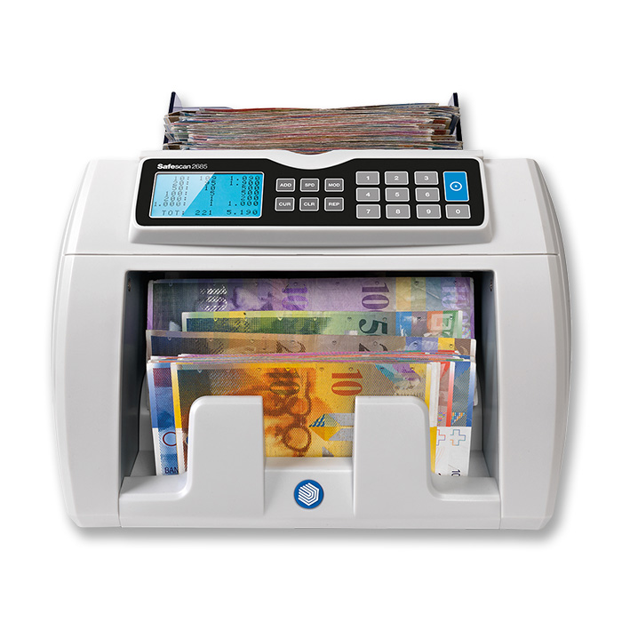 Safescan Bank Note Counter SS2685