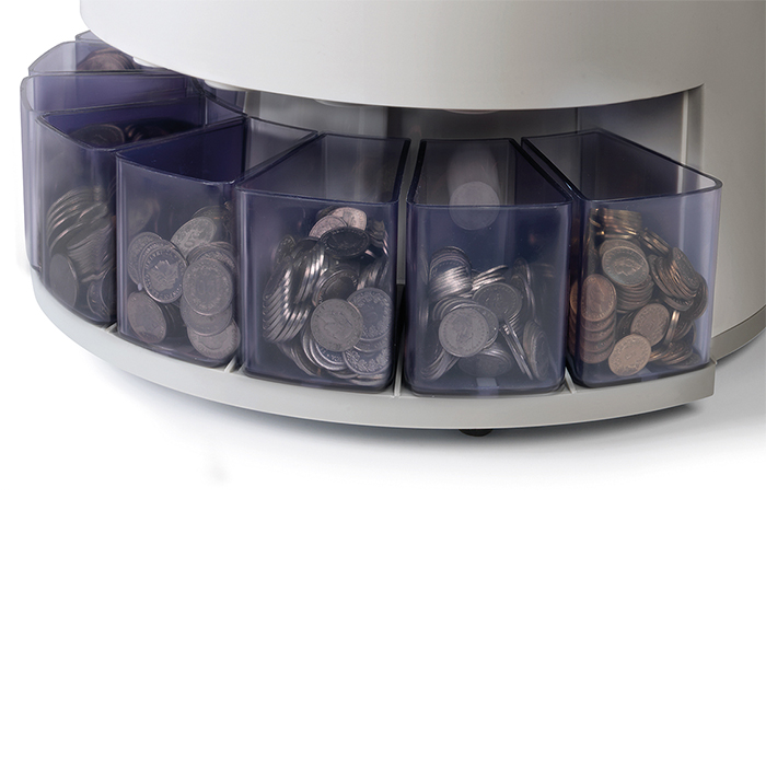 Safescan Coin Counter, Swiss Francs