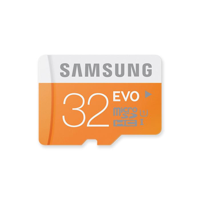 Samsung Micro SDHC Card Evo